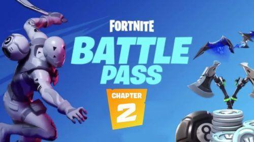 Fortnite Battle Pass 2