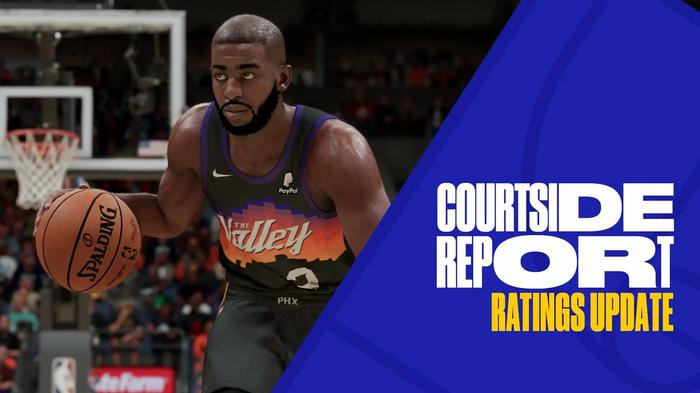 NBA 2K21 Roster Update ratings