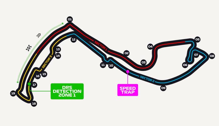 monaco grand prix f1 circuit