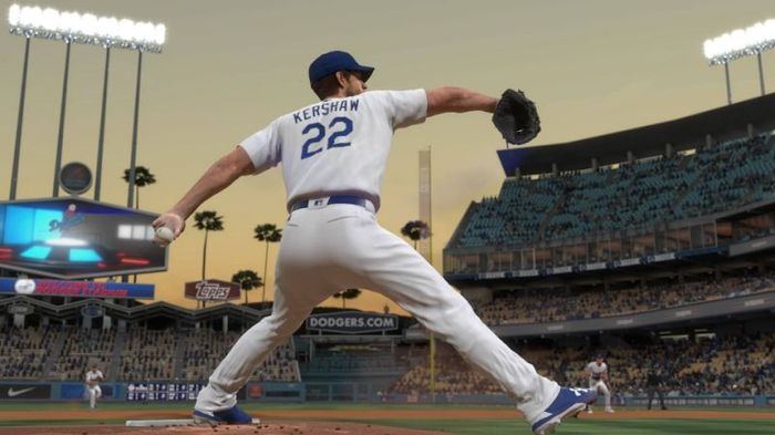 the show kershaw