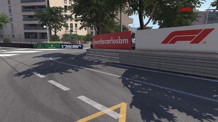 Monaco GP Turn 5 Mirabeau Haute