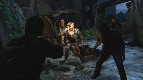The Last of Us' zombies were both unique and terrifying, it only took a few of them to make life difficult.