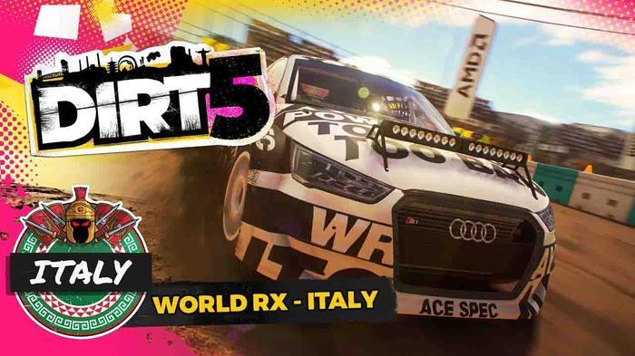 DIRT 5 Italy Thumbnail