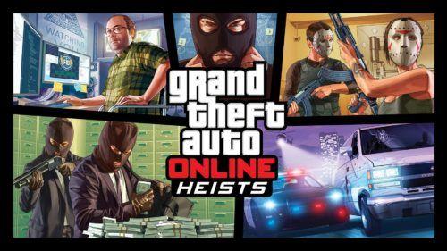 gta online heists update