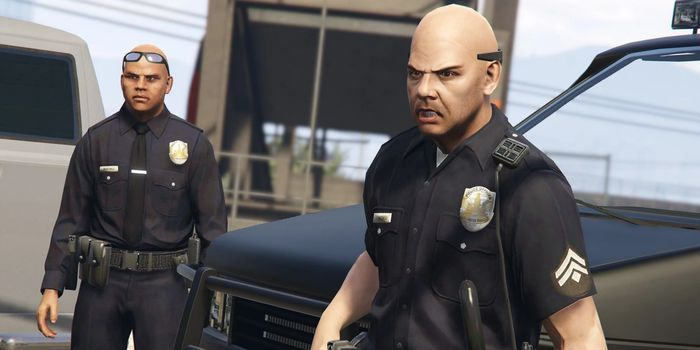 GTA Online 2021 Content Police Officers