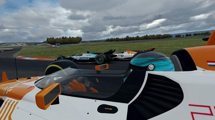 Porsche Suzuki Vallenlunga Round 4 V10 R-League