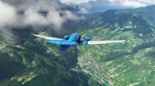 flight simulaotr tailored experience