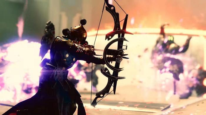 Destiny 2 Crossplay Season of the Chosen Bow Guardian