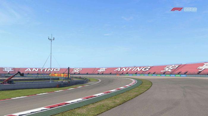 F1 2020 China turn 13 Y
