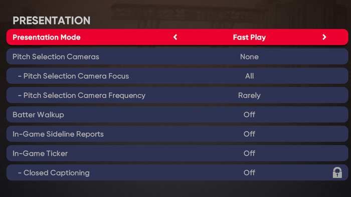 What is the fastest way to get XP in MLB The Show 21? Settings