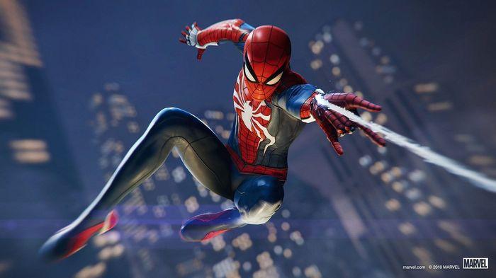spider man marvel ps4