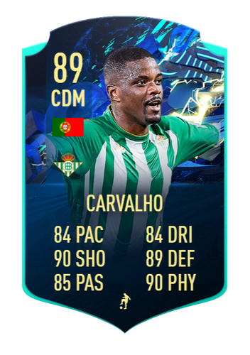 william carvalho tots moments