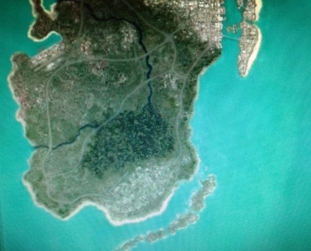 GTA 6 Map Leak 4chan May 2021