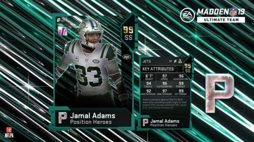 position heroes madden