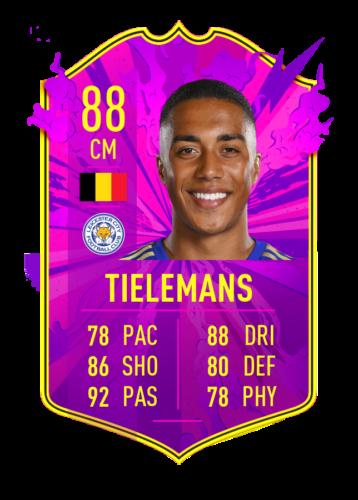 tielemans future stars