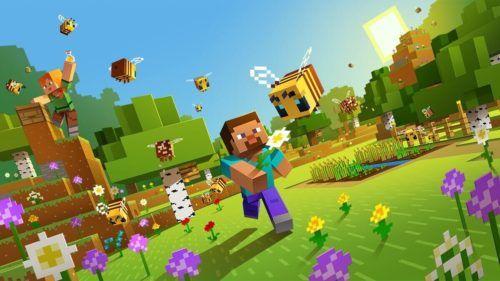 minecraft bees 1