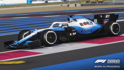 f1 2020 williams russell