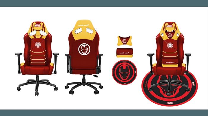 Anda Seat Marvel Iron Man Gaming Chair