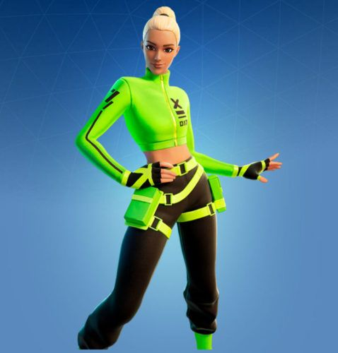 fortnite kyra outfit unreleased skin
