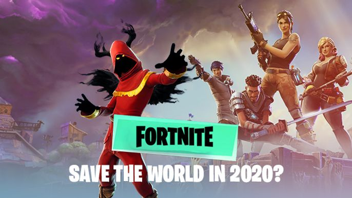 How To Get Save The World On Fortnite Fortnite Is Save The World Worth It In 2020