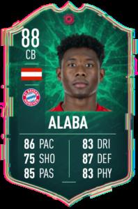 FIFA 20 Shapeshifters 2 Alaba