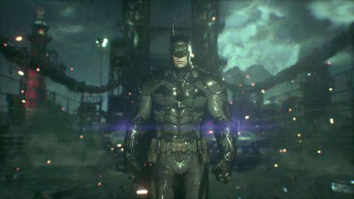 batman arkham series return ps5