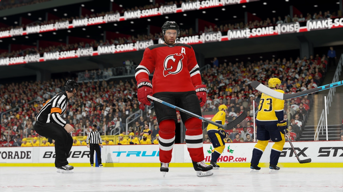 Taylor Hall NHL 21 speed rating