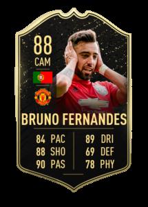 Bruno fernandes totw 24 fifa 20 revealed