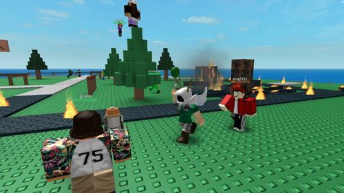 Roblox best games to play with friends 1