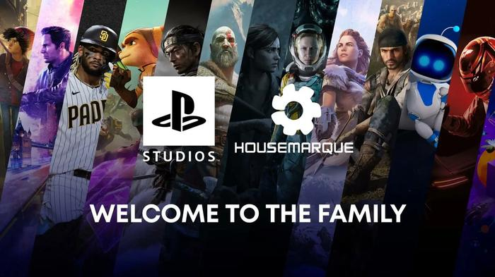 Sony PlayStation Housemarque Acquisition