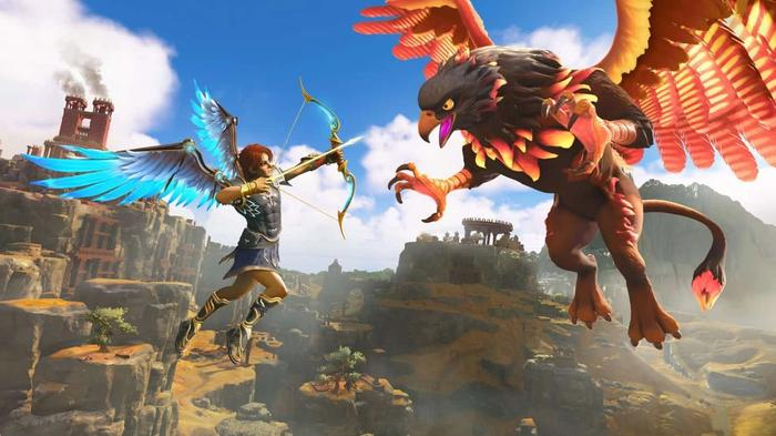 immortals fenyx rising flying