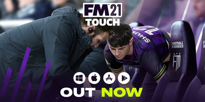 FM 21 Touch Out Now App Store Mac Android Windows Xbox