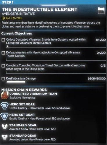 Marvel's Avengers War For Wakanda Corrupted Vibranium Event