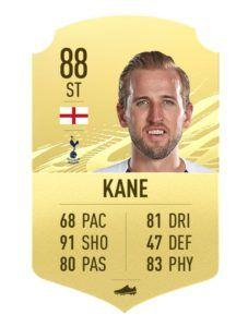 FIFA 21 Harry Kane