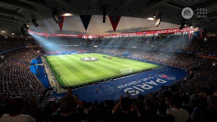 FIFA 21 PS5 Stadium