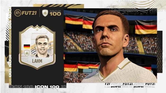 Philipp Lahm FUT 100 Reveal 1