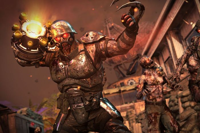 EN FUEGO -- The next Call of Duty game could be a sizzler.