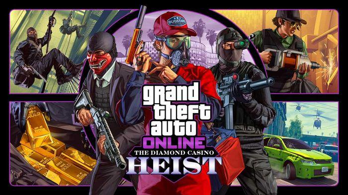 GTA Online Heist Money