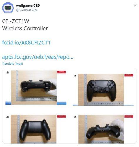 black dualsense controller ps5 1
