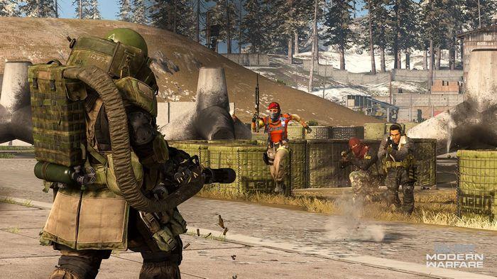 Warzone Juggernaut official screenshot