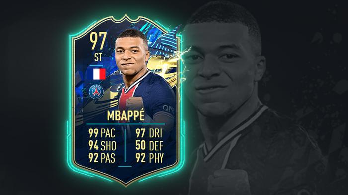 FIFA 21 Team of the Season Guaranteed Superstar TOTS