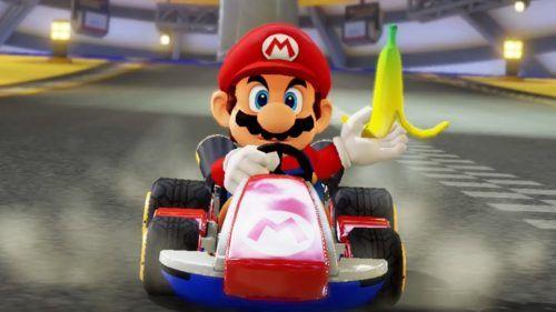 Mario Kart 8 Mario