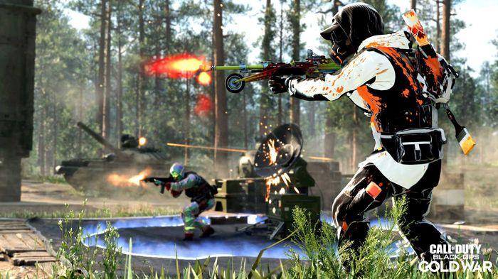 Black Ops Cold War Warzone Call of Duty Season 4 Operators Fireteam