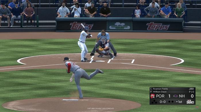 MLB The Show 21 RTTS Career Mode Ballplayer Single Player Screenshot