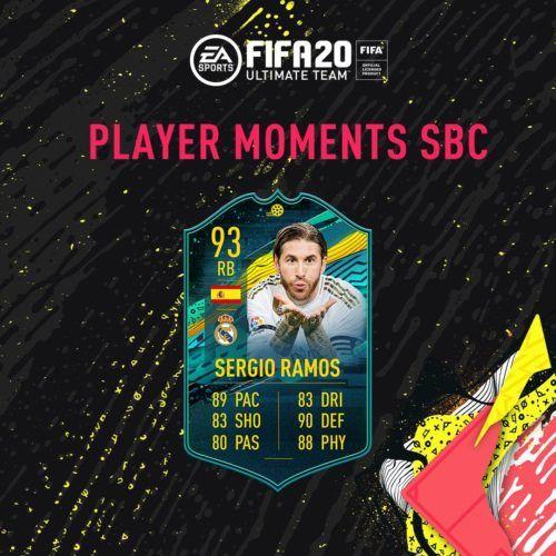Ramos Announcement