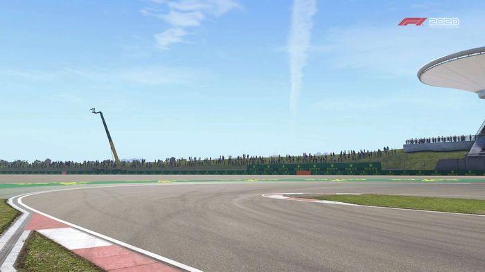 F1 2020 China turn 14 Y