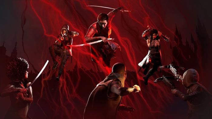 Bloodhunt Artwork