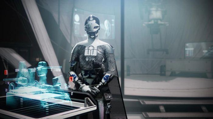 Destiny 2 Season 14 Ada-1 Transmog Armour Synthesis
