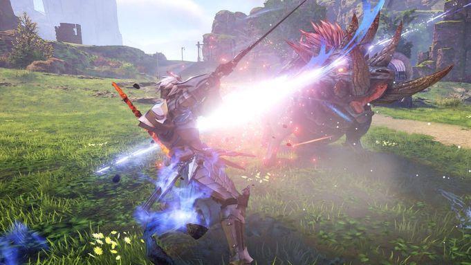 Elden Ring gameplay combat e3 summer game fest