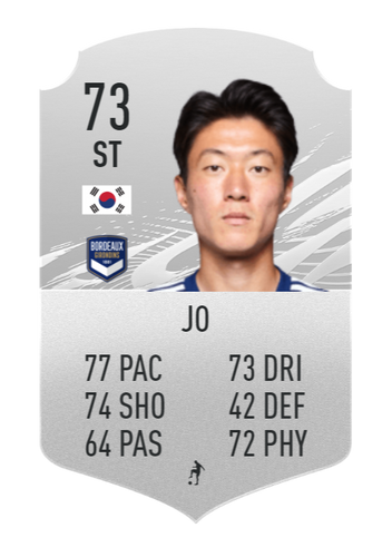 hwang ui jo fifa 21 ultimate team